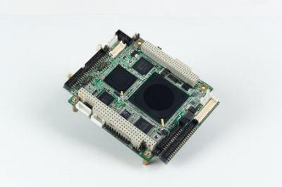Carte industrielle PC104, PC104+SBC w/LX600,TTL/LVDS,1 LAN,COM,USB,Audio,G