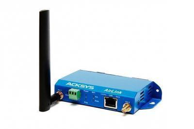 Point d'accès WiFi 11n 2T2R (AP, client, routeur, répéteur & Mesh), modèle compact, IP30, -20°C à +60°C
