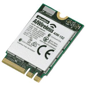 Carte M.2 WiFi 802.11 ac/a/b/g/n + Bluetooth 4.2