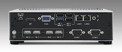 AMK-V008E Accessoire châssis, VESA mounting plate for ARK-6320/6322