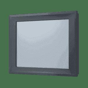 """Panel PC fanless 17"""" Tactile résistif ATOM E3845"""