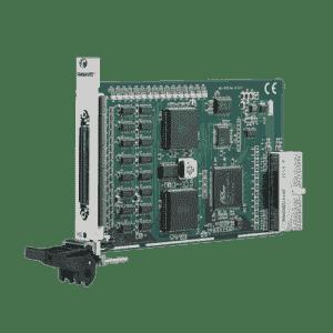 Cartes pour PC industriel CompactPCI, 3U cPCI 8-port RS-232 Comm. Card