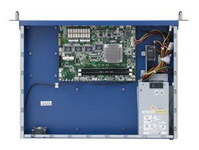 Plateforme PC pour application réseau, FWA-2320, C2358, 6GbE W/ 2bypass