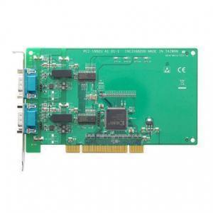 Carte PCI de communication série, 2-ports CAN-bus PCI universel avec CANOpen