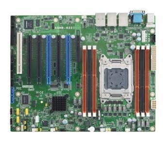 ASMB-822-00A2E Carte mère industrielle pour serveur, ASMB-822 A101-3 revision product