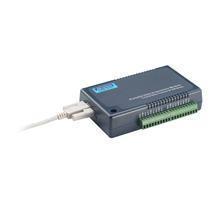 Module USB Advantech 8 entrées Digitales isolées et 8 sorties à Relais