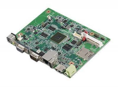 Carte mère embarquée à processeur RISC, NXP i.MX6 Quad Core 1 GHz/2GB DDR -40~85C