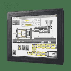 """Panel PC fanless 19"""" Tactile résistif ATOM E3846"""