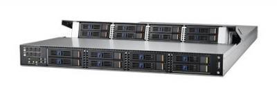 Serveur industriel de stockage, ASR-3100 8xNVMe+8xNVMe/SATA(SAS)