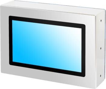 """Panel PC IP69K 10.1"""" en INOX 316"""