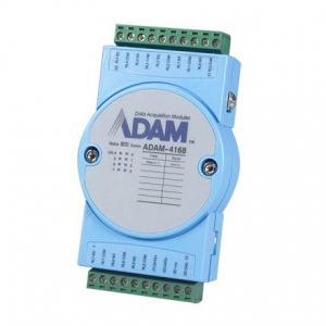 ADAM-4168-AE Module ADAM durci sur port série, 8-Ch Relay Output Module
