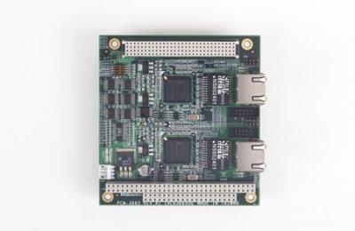 Carte industrielle PC104, PC/104 Plus Dual Giga Ethernet Module G