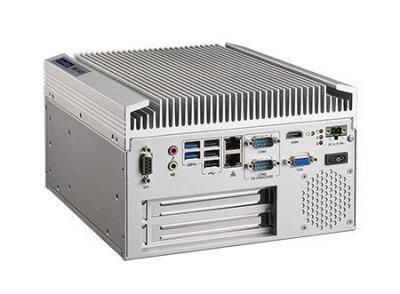 ARK-5420-U2A1E PC industriel fanless, ARK-5420, Celeron-1020E+HM76, 4G DDR3, 9~36 VDC