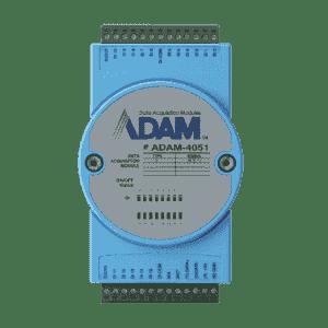 ADAM-4051-BE Module ADAM sur port série RS485, 16-Ch Isolated DI Module w/ LED & Modbus