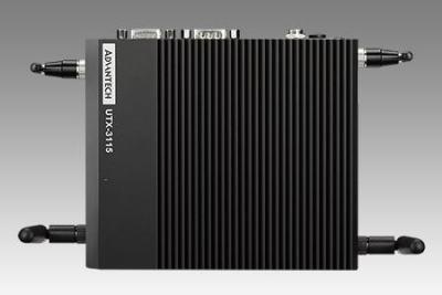 AIMB-0BRK-DR01E Kit de montage sur Rail DIN pour châssis UTX-3115
