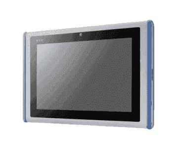 Tablette PC, MIT N2930/4GDDR/64GSSD/WiBT/White/WES8/Barcode