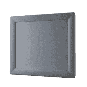"Panel PC fanless tactile, 17"" SXGA Panel PC,Intel i7-4650U,4GB, iDoor,PCIe"