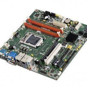 AIMB-503L-00A1E Carte mère industrielle, MicroATX with VGA/DVI 2COM/9 USB/single LAN