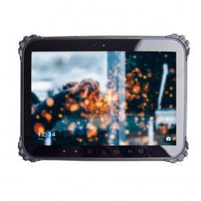 "N101 Tablette durcie Android 9, 10"" 4Go/64Gb, WiFI, BT, 4G, GPS, NFC, 2x SIM, micro HDMI"