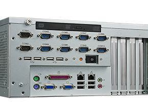 AIMC-3402-25A1E Micro PC industriel, Pre-ass' with AIMB-501.250W PSU,support 2HDD