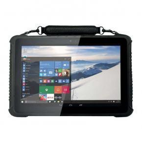 "K101G2 Tablette durcie 10"" Windows 10 Pro 4GB/128GB  avec 4G, GPS, RJ45, COM, WiFi, BT, NFC"