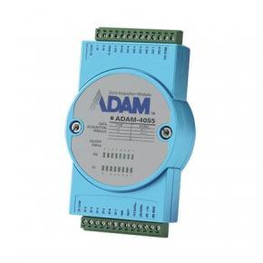 ADAM-4055-C Module ADAM 8 Entrées et 8 Sorties Digitales isolées, compatible Modbus