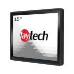 "Panel PC 15"" fanless avec i5-7300U, 8Go RAM, 128GB SSD, Windows/Linux"