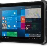 """Tablette durcie 12.2"""" Windows 10, 8Go/128Go, WiFi, BT, 4G, GPS, FNC"""