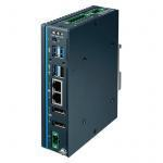 PC Fanless multifonction 2 x LAN, 2 x COM, 3 x USB 3.0, 1 x USB 2.0, 2 x DP 1.2, 8 x DI, 8 x DO, 1 x M.2, 1 x mPCIe, TPM 2.0