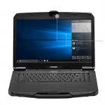 """PC Portable semi-durci 15"""" Durabook avec port série RS232"""
