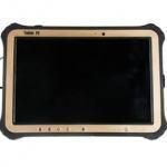 "Tablette durcie 10"" Windows 10 avec 4Go RAM, 64Go SSD, DB9, RJ45"