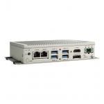 PC Fanless compact et modulaire 2 x GbE, 4 x USB, 4 x COM, 2 x mPCIe, HDMI, DP
