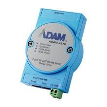 ADAM-4570-CE Passerelle série ADAM, 2-port RS-232/422/485 Serial Device Server