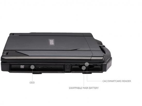 "S14I PC portable semi-durci 14"" puissant IP53"