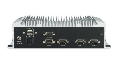 ARK-2150L-S7A1E PC industriel fanless, Intel Core i7 3517UE 1.7GHz, 2LAN+4COM+2USB3.0