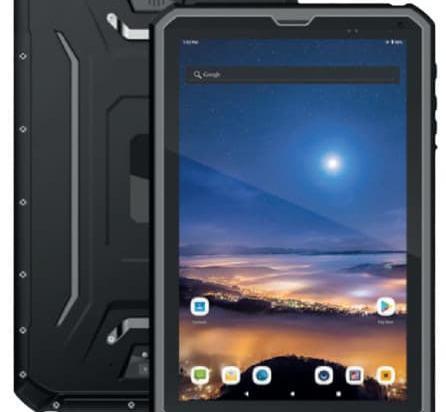 """CW-1068 Tablette durcie 10"""" Android 9 IP68 et lisible au soleil"""