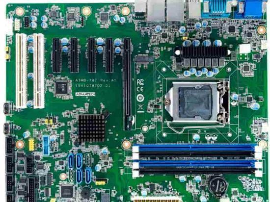 AIMB-787G2-00A1 Carte mère ATX LGA1200 compatible Intel Core i9/i7/i5/i3 10ème génération