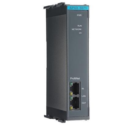 APAX-5071-AE Automate industriel modulaire, PROFINET Communication Coupler