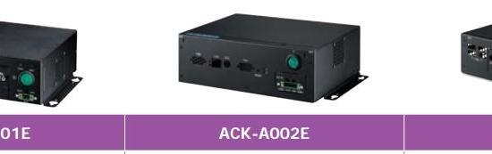 ACK-A004E-01A1E Châssis fanless pour carte mère MIO-5251