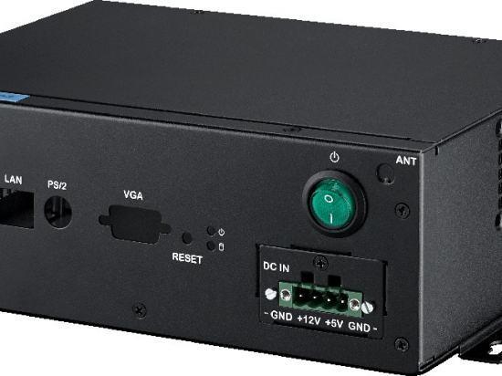 """ACK-A002E-00A1E Châssis compact pour pour cartes mères 3.5"""" EBPC, série PCM-937x, applications embarquées"""