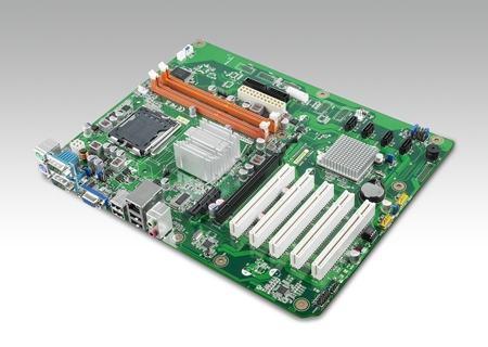 AIMB-769VG-00A2E Carte mère industrielle, LGA 775 G41+ ICH7 ATX IMB w/ single Lan & VGA A2