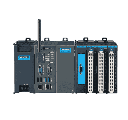 APAX-5580-474AE Automate industriel modulaire, PC-based Controller w/ Core i7 and 8G memory