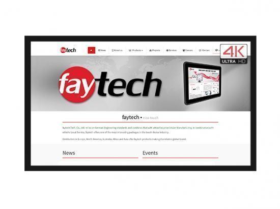 "FT55TMCAPHDKHBOB4K Ecran tactile 4K open frame 55"" haute luminosité"