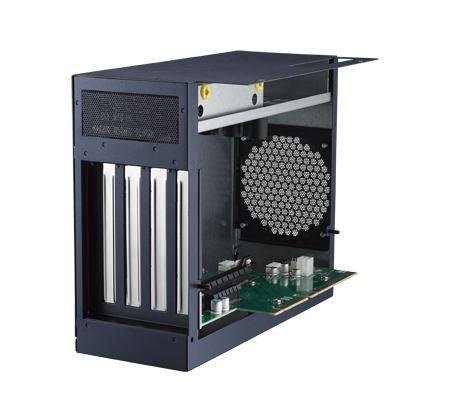 MIC-7700Q-00A1 PC fanless industriel Intel core 6ème/7eme gen, 3 display, 9 USB