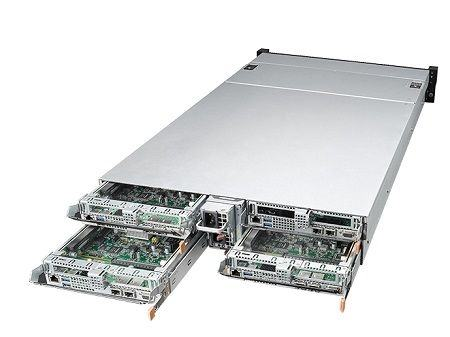 SKY-5240-24A1 Serveur rack 2U 4 noeuds avec Intel Xeon Scalable