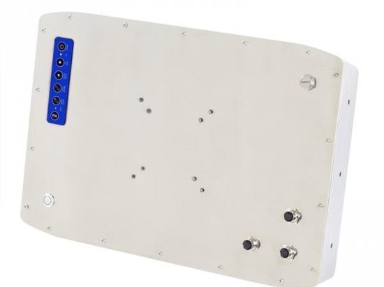 """TPM-3615PW-1A1 Ecran tactile 15"""" étanche IP66/IP69k inox 316"""