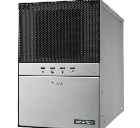 AIMC-3420-00A1E Micro PC industriel, Micro Computer, i7/i5/i3 CPU,3 Exp. 300W PSU