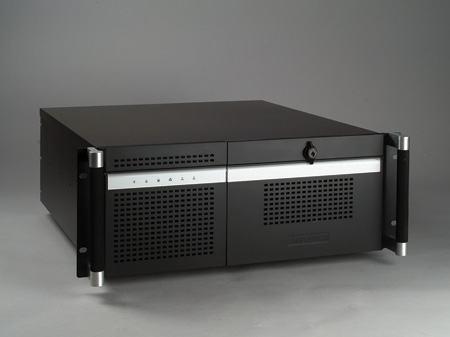 """ACP-4010MB-00BE Châssis silencieux 4U pour PC rack 19"""" à carte mère ATX/MATX/CEB/EEB"""