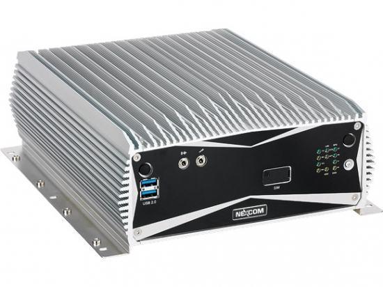 NISE3800E-H110 PC Fanless industriel Intel Core i3/i5/i7 avec 1 slot PCIeX4