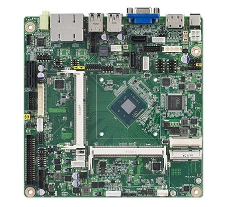 AIMB-215DZ-S6B1E Carte mère industrielle, AIMB-215D-S6B1E w/ wild temp -20~70C